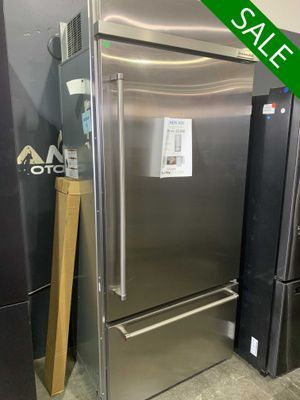 NO CREDIT!! KitchenAid AVAILABLE NOW! Refrigerator Fridge Bottom Freezer #1515 for Sale in Carrollton, TX
