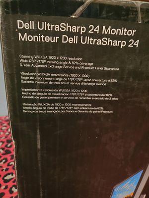 Dell computer monitors for Sale in Merced, CA