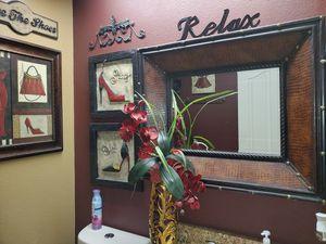 Decorative mirror for Sale in Thonotosassa, FL