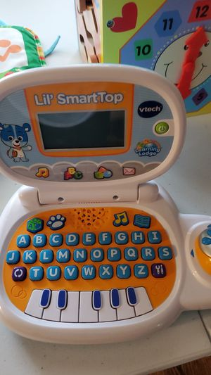 Baby toy computer for Sale in St. Louis, MO