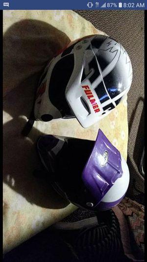 Dirt bike helmets for Sale in Columbus, OH