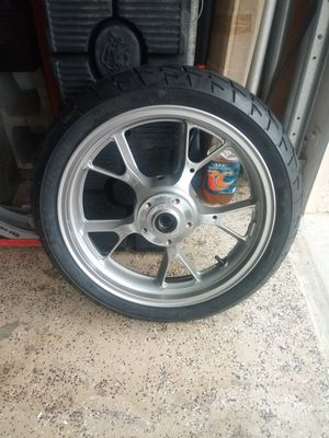 08 ZX14R Wheels for Sale in Clermont, FL