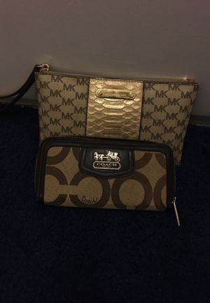 Coach/ Michael Kors wallets for Sale in Columbus, OH