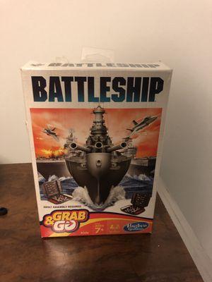 Battleship (mini board game) for Sale in Murfreesboro, TN