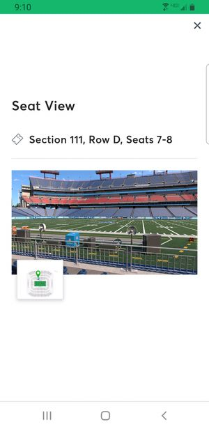 Pittsburgh Steelers vs Tennessee Titans Football Game 8/25/2019 Nissan Stadium for Sale in Cleveland, OH
