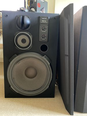 Realistic Mach Two Stereo Speaker Pair for Sale in Hudson, MA