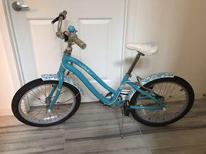 Bella girls bike blue for Sale in Kirkland, WA