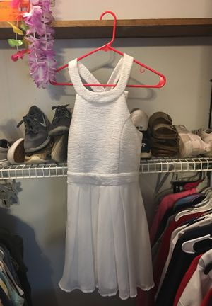White sparkly dress for Sale in Woodstock, GA