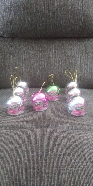Shopkins Blind Bauble Ornaments 2016 Exclusives for Sale in Lake Worth, FL