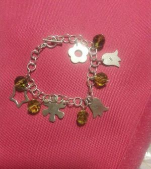 925. Silver Charm bracelet for Sale in Anaheim, CA