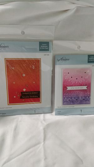Spellbinders Folders for Sale in Mount Prospect, IL
