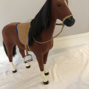 """American Girl Doll horse- """"Penny"""" for Sale in Fresno, CA"""