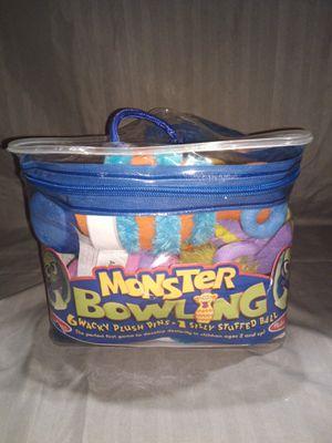 Kids monster bowling for Sale in Lawrenceville, GA