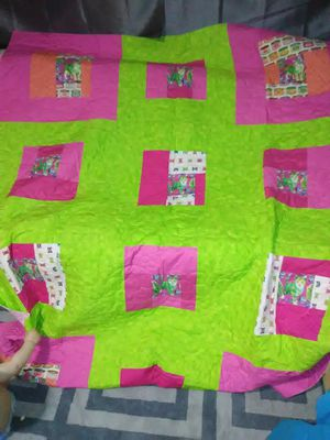 Tula Pink/ youth quilt for Sale in Crandon, WI
