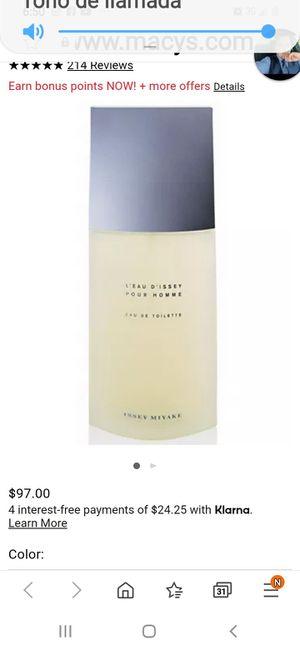 Perfume for Sale in E RNCHO DMNGZ, CA