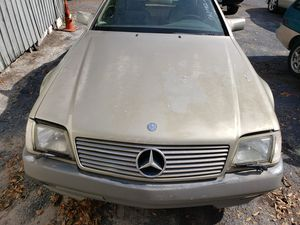 1995 Mercedes SL500 part out for Sale in Tampa, FL