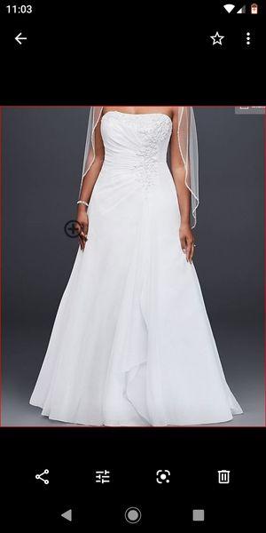 Wedding dress for Sale in Sunnyvale, CA