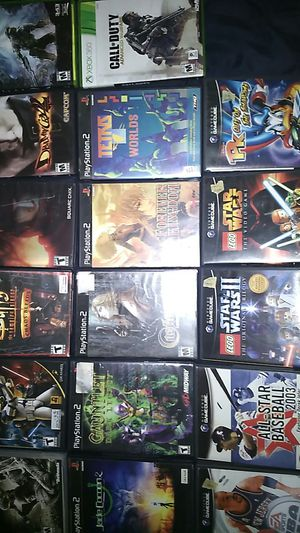Lot of PS2 games (ps3,xbox360 also) for Sale in Columbus, OH