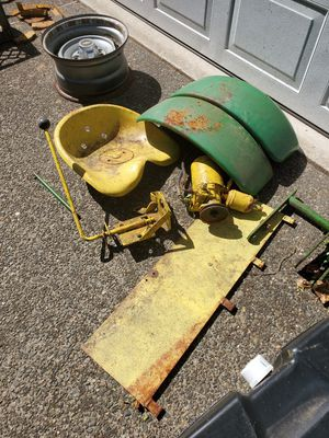 Vintage John Deere tractor parts for Sale in Gresham, OR