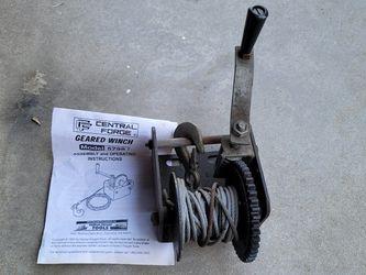 Geared Winch for Sale in Norwalk,  CA