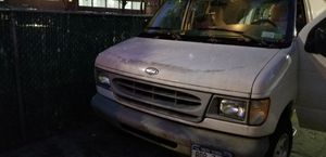 1999 ford 350 van runs great for Sale in Queens, NY