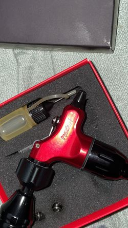 Fk Irons Spectra Halo 2 Rotary Tattoo Machine for Sale in Long Beach,  CA