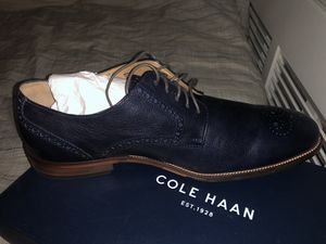 COLE HAAN- Brand New blue 13M for Sale in Washington, DC