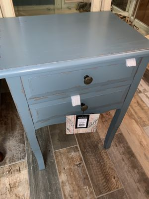 Philipston 2 Drawer Nightstand *Slate Green finish* for Sale in Columbus, OH