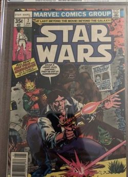 Star Wars marvel comics 1978 #7 CGC Comic for Sale in Sylmar,  CA