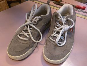 Vans sneakers skater maybe good shape size 12 dudes for Sale in New Cumberland, WV