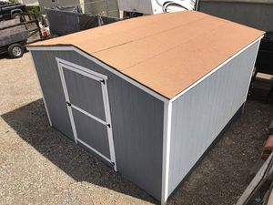 12x12x8 basic shed/sheds / casita for Sale in March Air Reserve Base, CA