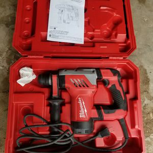 Milwaukee 1-1/8 SDS Plus Rotary Hammer $165 for Sale in Houston, TX