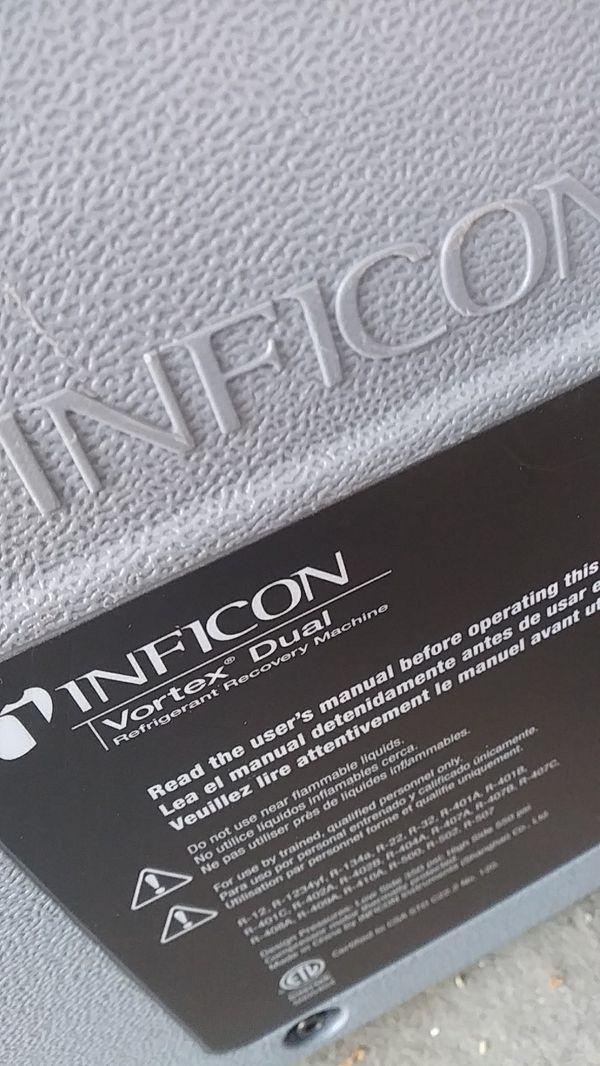 Infinicon recovery machine