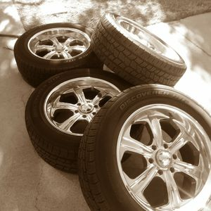 20inc Wheels And Tires for Sale in La Puente, CA