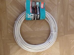50 Feet of Thermostat Wire 15$ for Sale in San Bernardino, CA