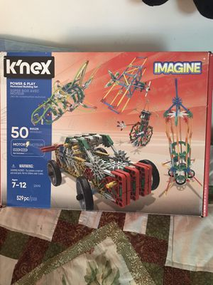 Knex Imagine Construction Set for Sale in Frederick, MD