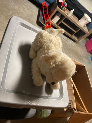 Toy dog from fur real pets for Sale in Inverness, FL