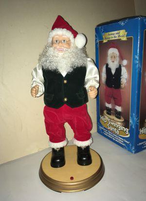 Hip Swinging Santa for Sale in Mission Viejo, CA