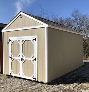 10x16 Utility $132mo RTO- Free delivery and setup Plus Lifetime Warranty. for Sale in Nashville, TN