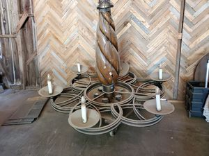 Raustic chandeliers for Sale in Dinuba, CA