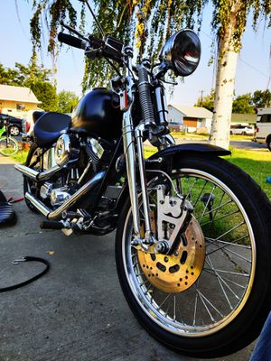 2000 Special Construction Softail Springer for Sale in Pasco, WA