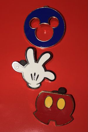Mickey Mouse Disney Pins for Sale in San Diego, CA