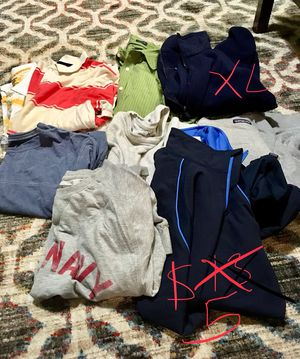 Lot of Men's XL shirts $5 for all for Sale in Vancouver, WA