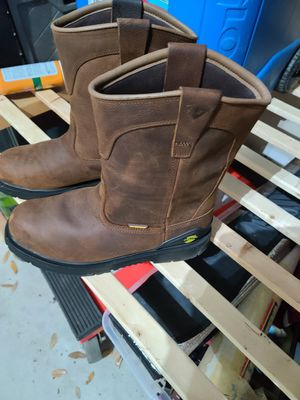 Work boots 9.5 for Sale in Pflugerville, TX