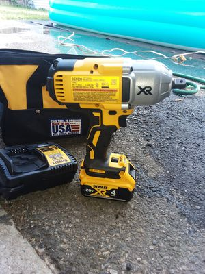 Impact wrench for Sale in Revere, MA