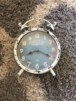 Decorative antique clock for Sale in Coronado, CA