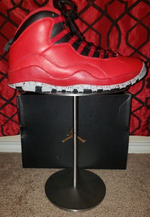 Nice Nike Air Retro Jordan 10 30Th Anniversary Edition for Sale in Fort Worth, TX