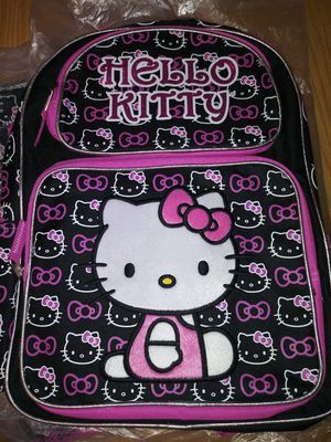 Hello Kitty backpack for Sale in Hesperia, CA
