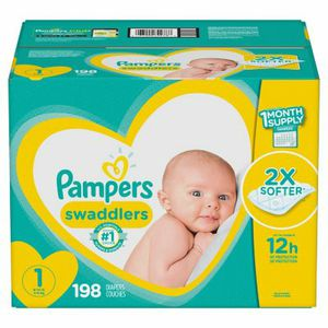 Pampers Diapers -Size 1 for Sale in Baltimore, MD