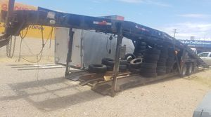 4 vehicle car hauler & 28ft enclosed trailer for Sale in El Paso, TX